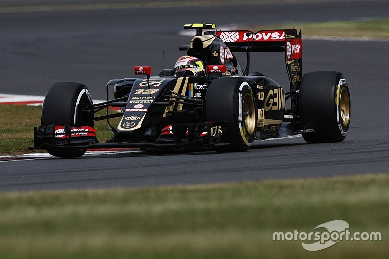 Maldonado insists Lotus not disheartened by missed chances