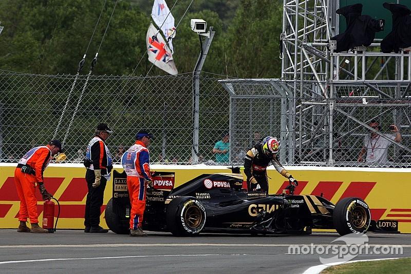 Maldonado insiste que Lotus ainda não perdeu esperanças em 2015