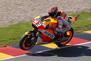 Emphatic 1-2 for Repsol Honda in Germany