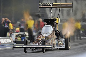 Schumacher, Johnson Jr., Johnson and Arana Jr. race to winner's circle at Route 66 NHRA Nationals