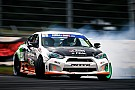 Formula Drift Masato Kawabata wins at Fuji International Speedway
