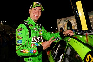 Kyle Busch is a lock for the playoffs
