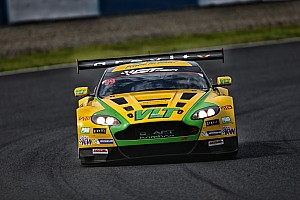 GT Race report Craft-Bamboo Racing now tied for GT Asia drivers' championship lead