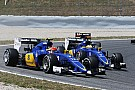 Sauber retains Nasr, Ericsson for 2016 F1 season