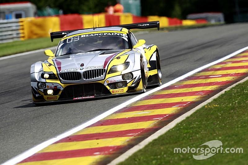 BMW en la parte alta de la calificación para las 24 Horas de Spa-Francorchamps