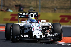 Williams finish out of points after a chaotic Hungarian GP