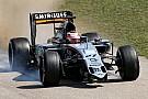Force India investigará lo sucedido con el alerón delantero