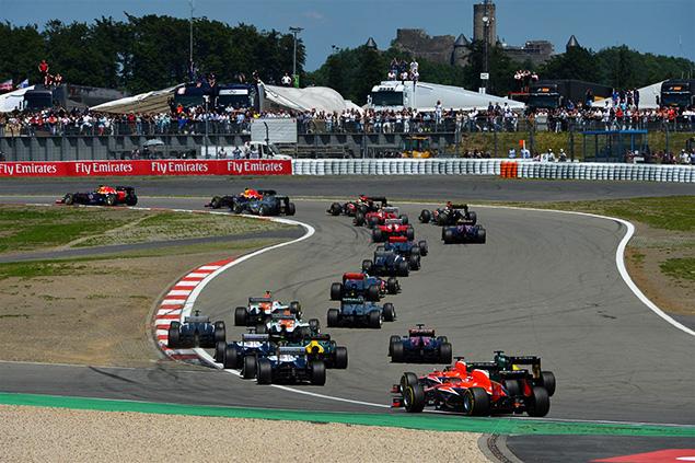 رسميًّا: الغاء سباق ألمانيا وعدد سباقات 2015 ينخفض الى 19 سباقًا
