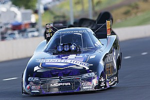 Beckman, Brown, Mcgaha and Krawiec are Friday qualifying leaders at Sonoma