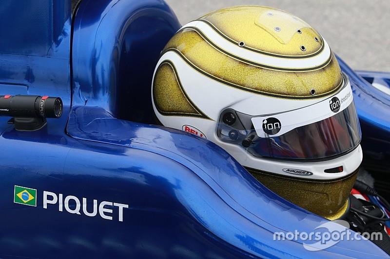 "Piquet hopes IndyCar test might ""open door"" at Penske"