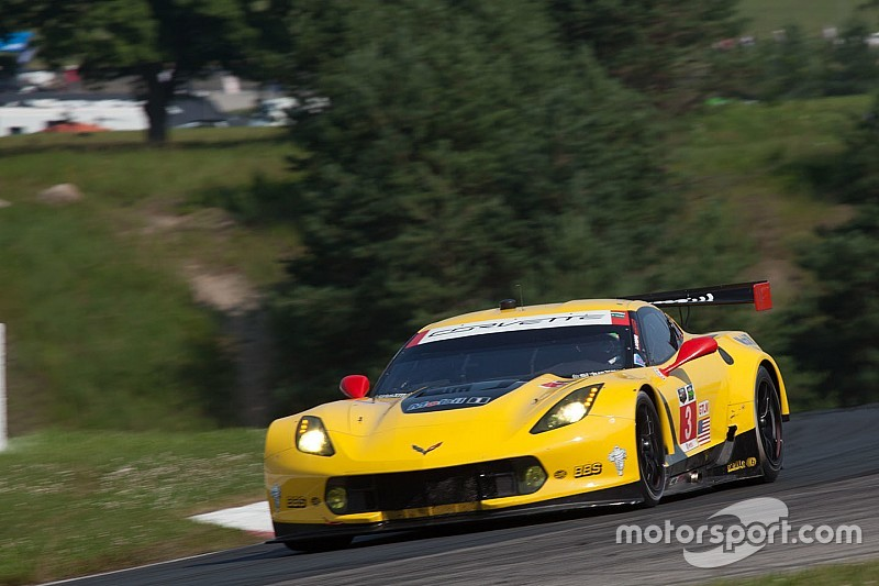 Magnussen, Garcia get their Corvette back for Road America