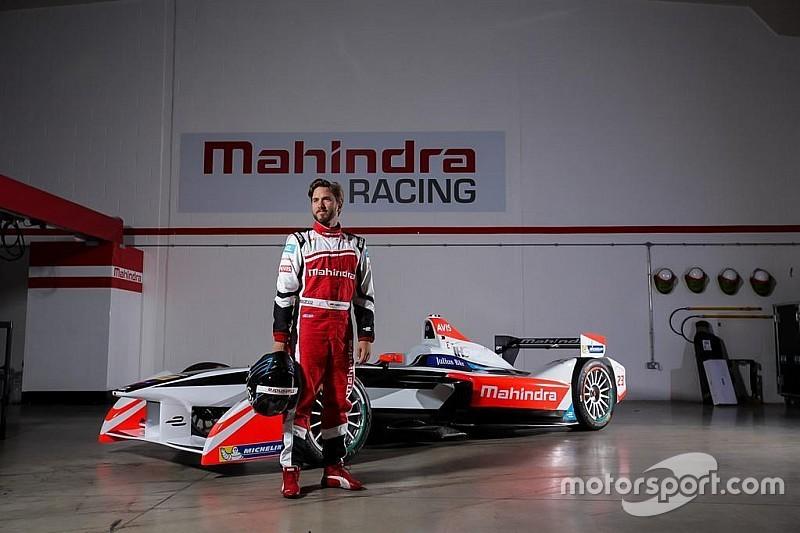 Heidfeld joins Senna at Mahindra for season two