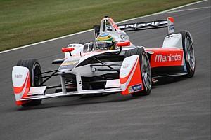 Formula E Breaking news Senna: Mahindra looks competitive for season two