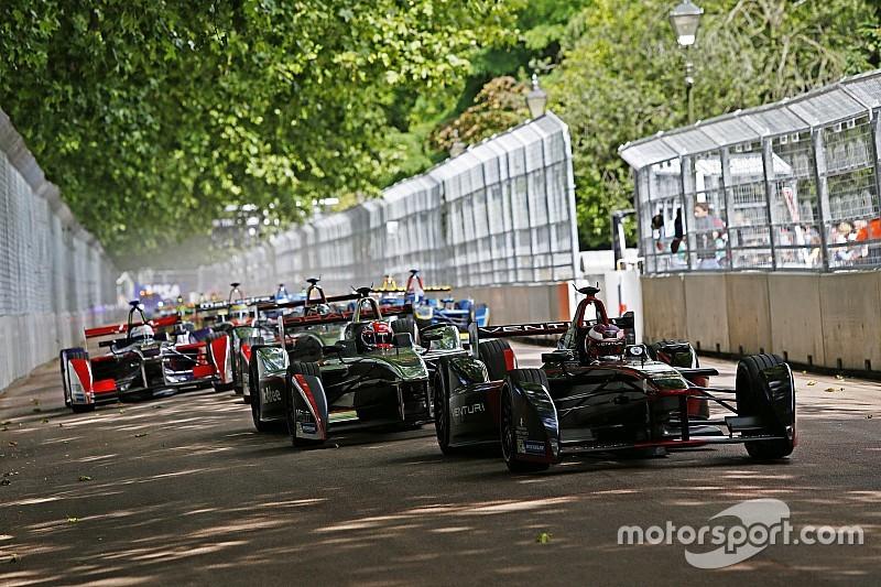 10 فرق ستسجّل مشاركتها في الموسم الثاني لسلسلة لفورمولا إي