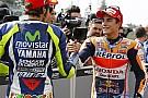 Márquez reconoce que las Yamaha