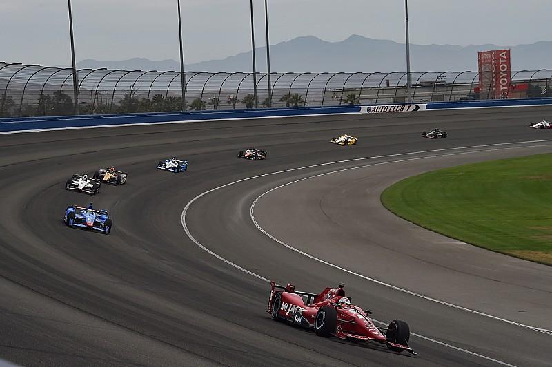 IndyCar's revolving door of race tracks