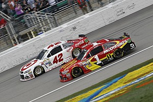 Ganassi will not expand to three cars in 2016