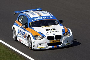 BTCC Race report Knockhill BTCC: Collard beats Jackson to race one victory
