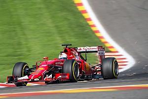 Ferrari denies it took a gamble with Vettel's tyres