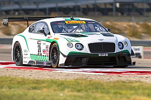PWC Race report Guy Smith's podium finish highlights Bentley's Utah weekend