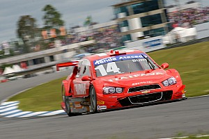 Brazilian V8 Stock Cars: Burti set Friday's pace