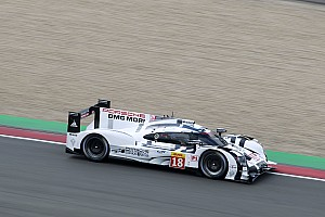 WEC Practice report Nurburgring WEC: Porsche fight back