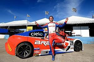 Brasileiro de Turismo Relato de classificação Mesmo com bandeira vermelha, Danilo Dirani é pole em Cascavel