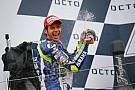 Rossi cuenta que levantó demasiado su ritmo tras el choque de Márquez