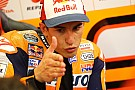 Marquez gives up hopes of third consecutive MotoGP title
