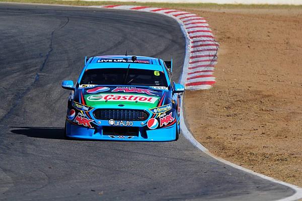 V8 testing kicks off at Winton