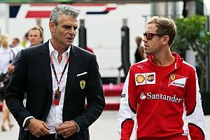 Феттель: Краткосрочных мер от Pirelli недостаточно