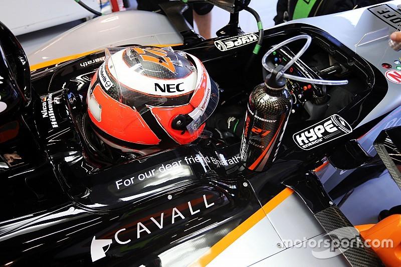 Hulkenberg se diz contra cockpits fechados na Fórmula 1