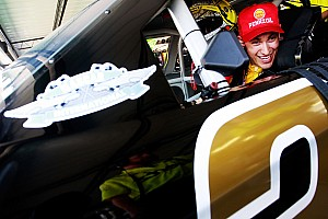 NASCAR Sprint Cup Special feature Lessons learned: Logano continues to impress