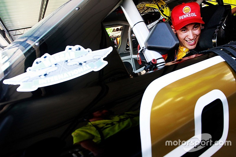 Lessons learned: Logano continues to impress
