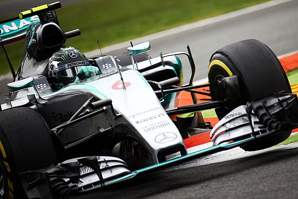 Rosberg forced to revert to old-spec engine