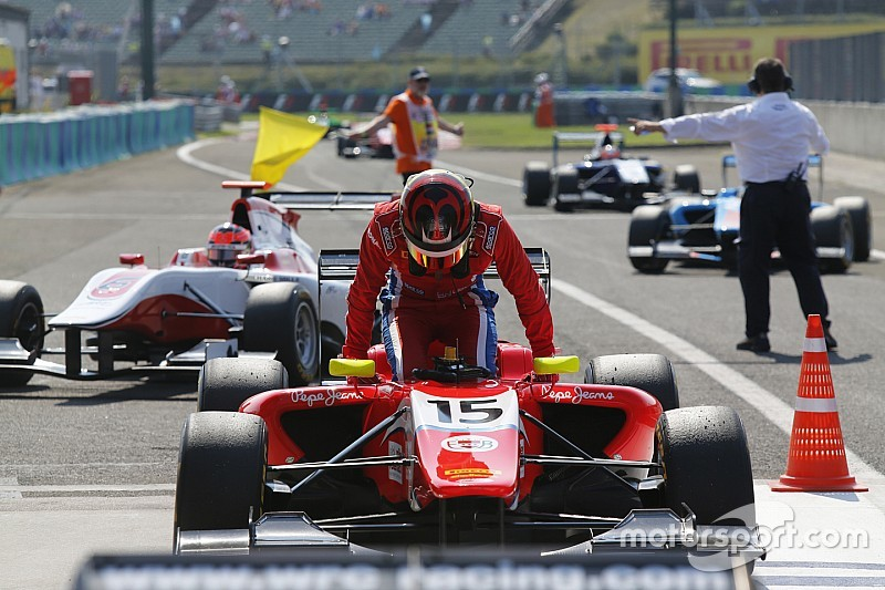 Monza GP3: Bernstorff scores another win after epic charge