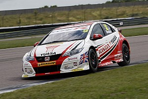 BTCC Breaking news Shedden penalised for pitlane etiquette breach