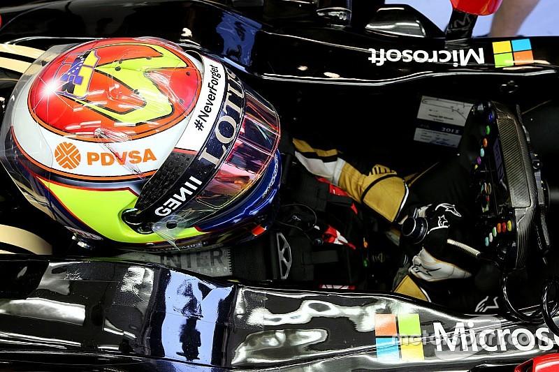 Maldonado está decepcionado del resultado