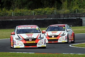 BTCC Breaking news Shedden turns championship race on its head at Rockingham