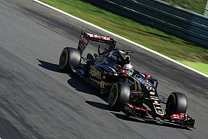 Formula 1 Race report Lotus on the Italian GP: A double retirement