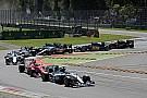 Monza, fiesta y decepción