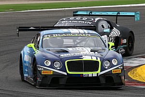Blancpain Sprint Race report Bentley Team HTP wins in Portugal