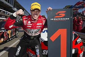 V8 Supercars Breaking news HRT bullish on Courtney's Bathurst chances