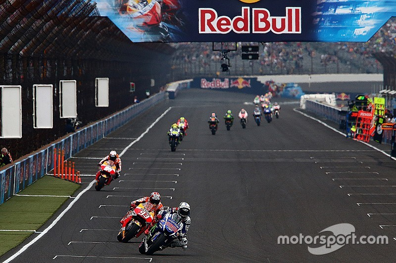 MotoGP will not return to Indianapolis in 2016