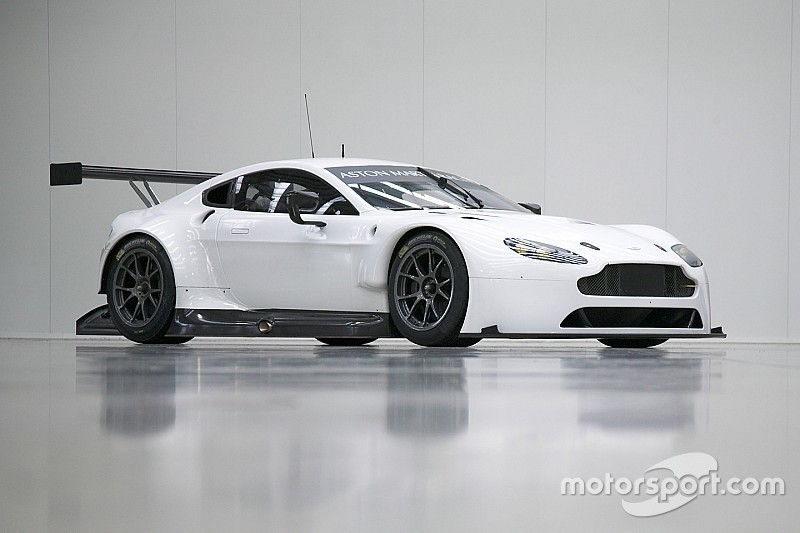 Aston Martin Racing upgrades cars for 2016