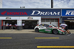 WTCC Breaking news Honda's Motegi pace leads to significant ballast increase for Shanghai