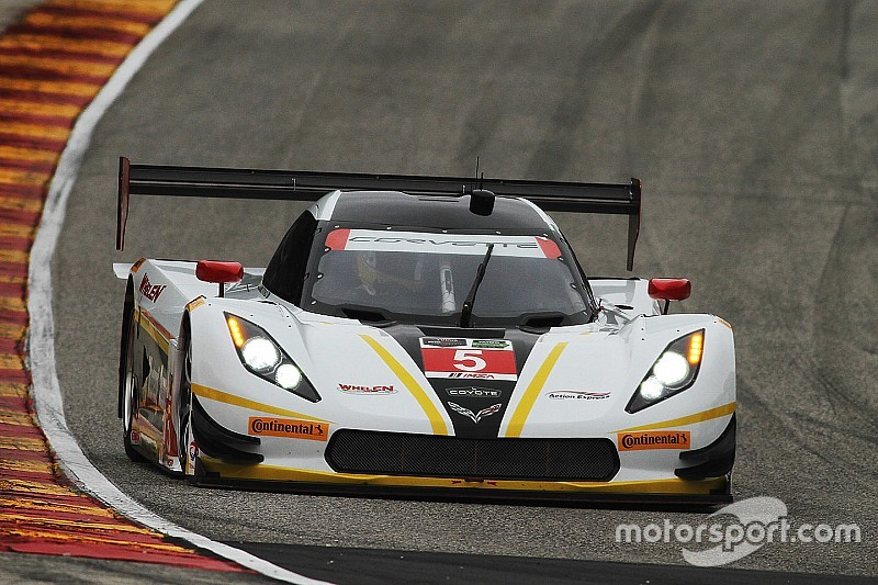 IMSA points battle tight in all four classes