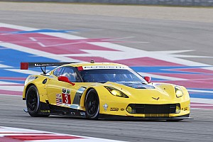Magnussen and Corvette Racing want more COTA success