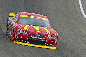 NASCAR Sprint Cup Breaking news McMurray not feeling any pressure ahead of first Chase