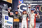 Formula Renault Podium and rookie trophy for Daruvala at Nurburgring